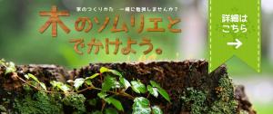 木の住まい教室・木のソムリエツアー